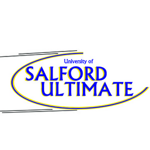 Salford University Ultimate Logo