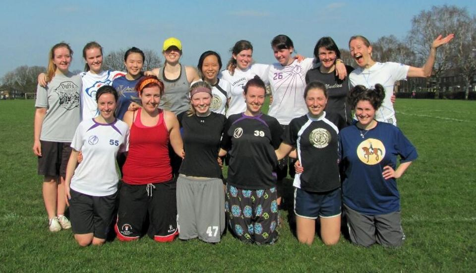 Manchester Ultimate - Womens' Team
